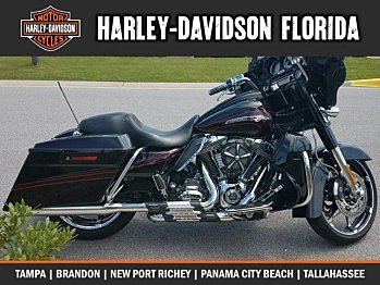 2011 Harley-Davidson CVO for sale 200523690