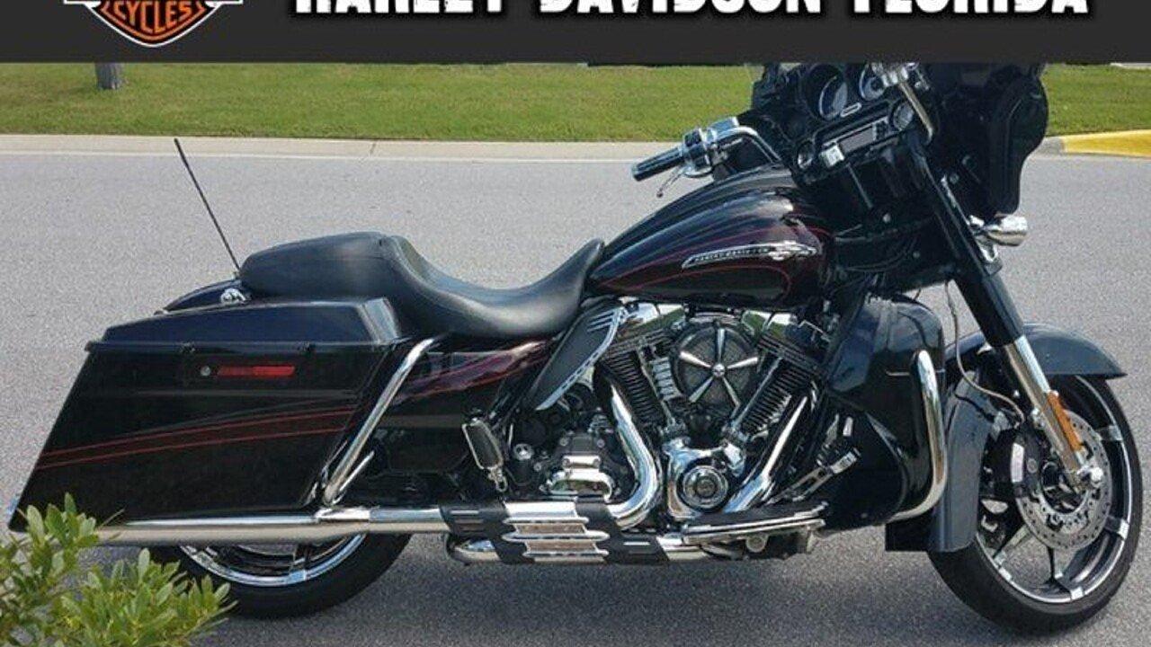 2011 Harley-Davidson CVO for sale 200523690