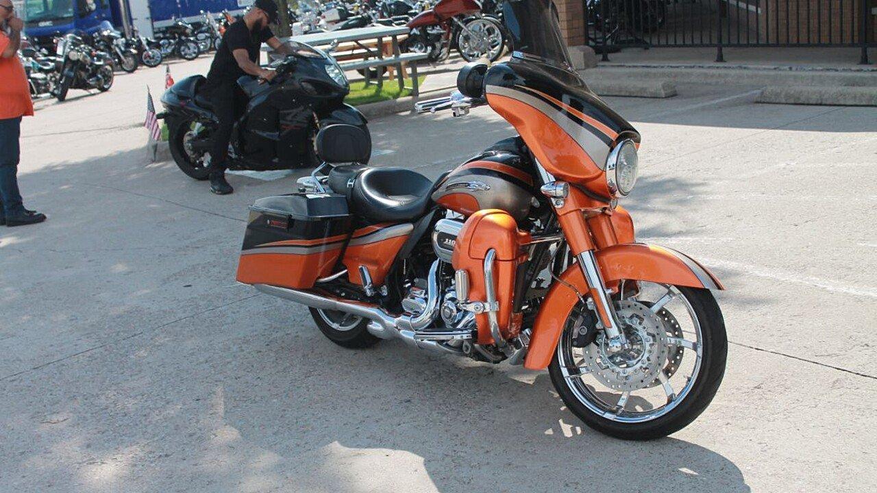 2011 Harley-Davidson CVO for sale 200582739