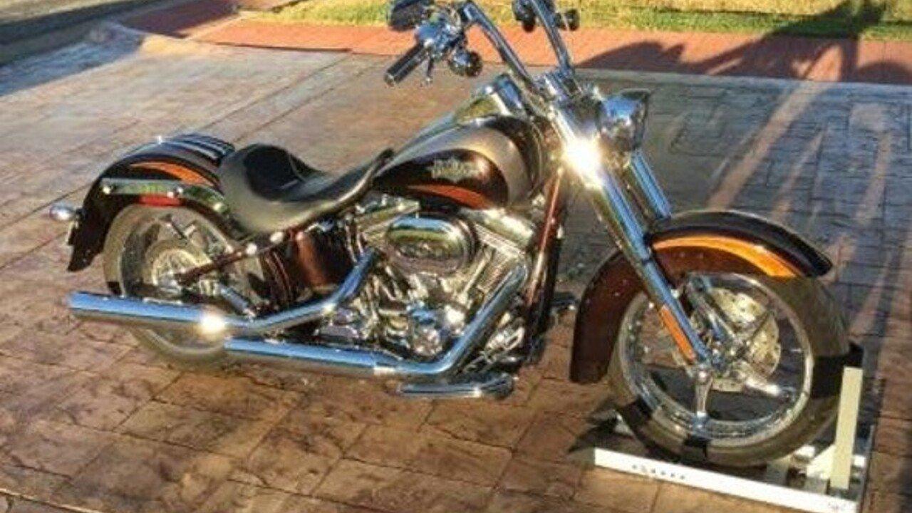 2011 Harley-Davidson CVO for sale 200620897