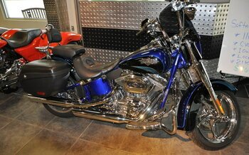 2011 Harley-Davidson CVO for sale 200475753