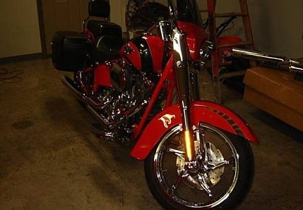 2011 Harley-Davidson CVO for sale 200489477