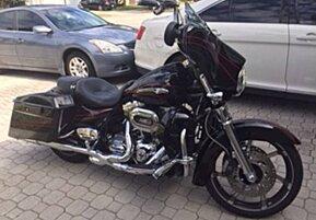 2011 Harley-Davidson CVO for sale 200523296