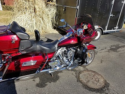 2011 Harley-Davidson CVO for sale 200527924