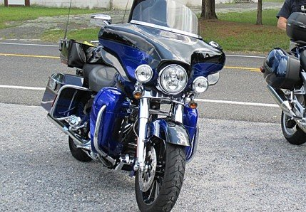 2011 Harley-Davidson CVO for sale 200531479