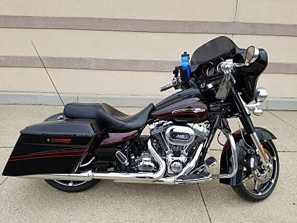 2011 Harley-Davidson CVO for sale 200542068