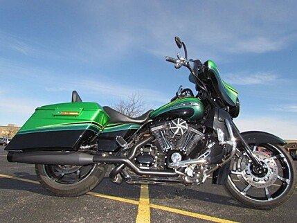 2011 Harley-Davidson CVO for sale 200544806