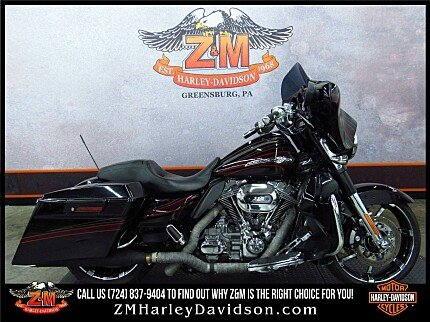 2011 Harley-Davidson CVO for sale 200551314