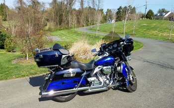2011 Harley-Davidson CVO for sale 200569530