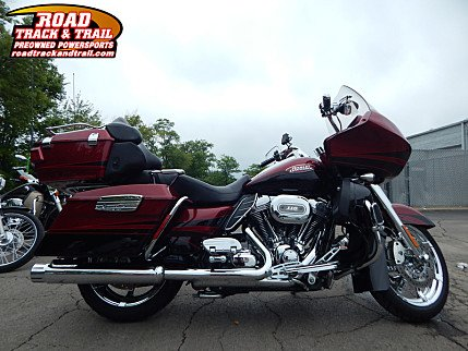 2011 Harley-Davidson CVO for sale 200598057