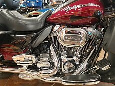 2011 Harley-Davidson CVO for sale 200601332