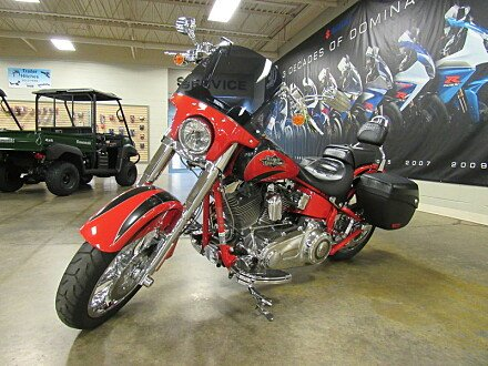2011 Harley-Davidson CVO for sale 200602075