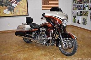 2011 Harley-Davidson CVO for sale 200633651