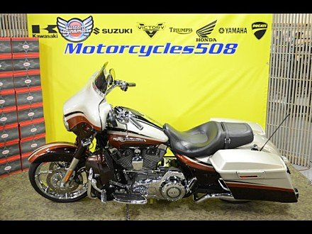2011 Harley-Davidson CVO for sale 200650498