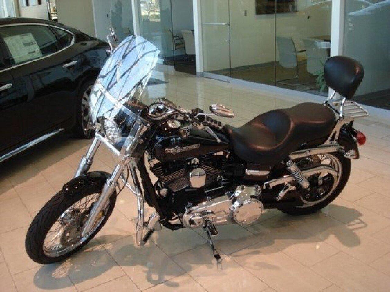 2011 Harley Davidson Dyna for sale near Chattanooga