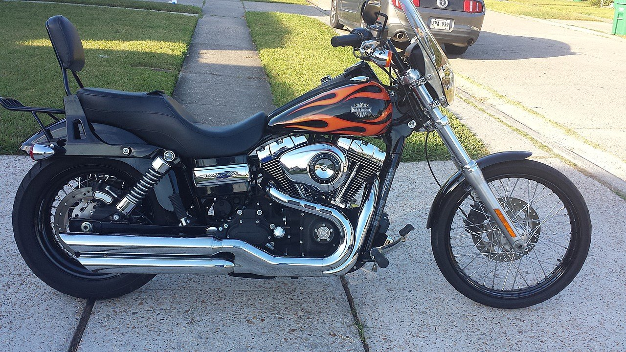 2011 harley davidson dyna wide glide for sale near jefferson louisiana 70121 motorcycles on. Black Bedroom Furniture Sets. Home Design Ideas