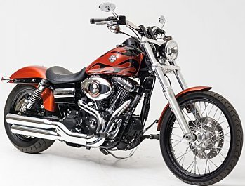 2011 Harley-Davidson Dyna for sale 200444363