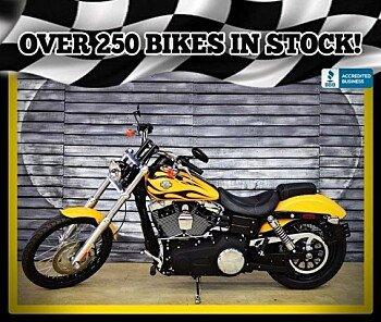 2011 Harley-Davidson Dyna for sale 200449537