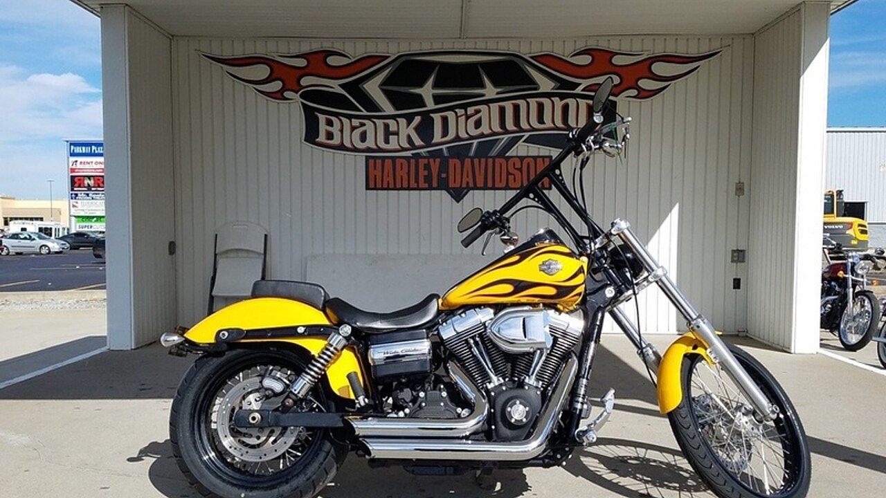 2011 Harley-Davidson Dyna for sale 200502957