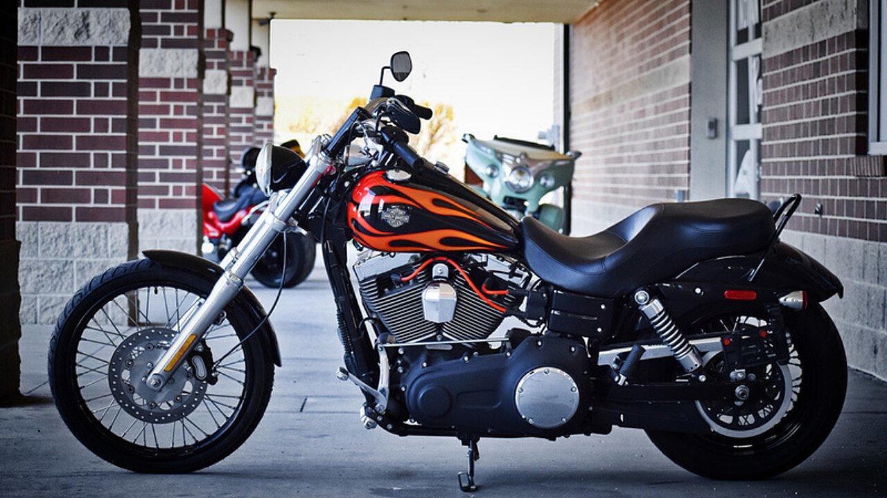 2011 Harley-Davidson Dyna for sale 200569672