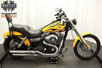 2011 harley-davidson dyna motorcycles for sale - motorcycles on