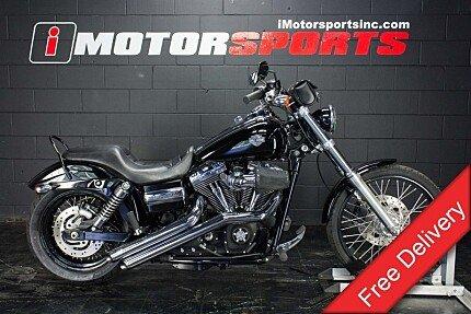 2011 Harley-Davidson Dyna for sale 200550081