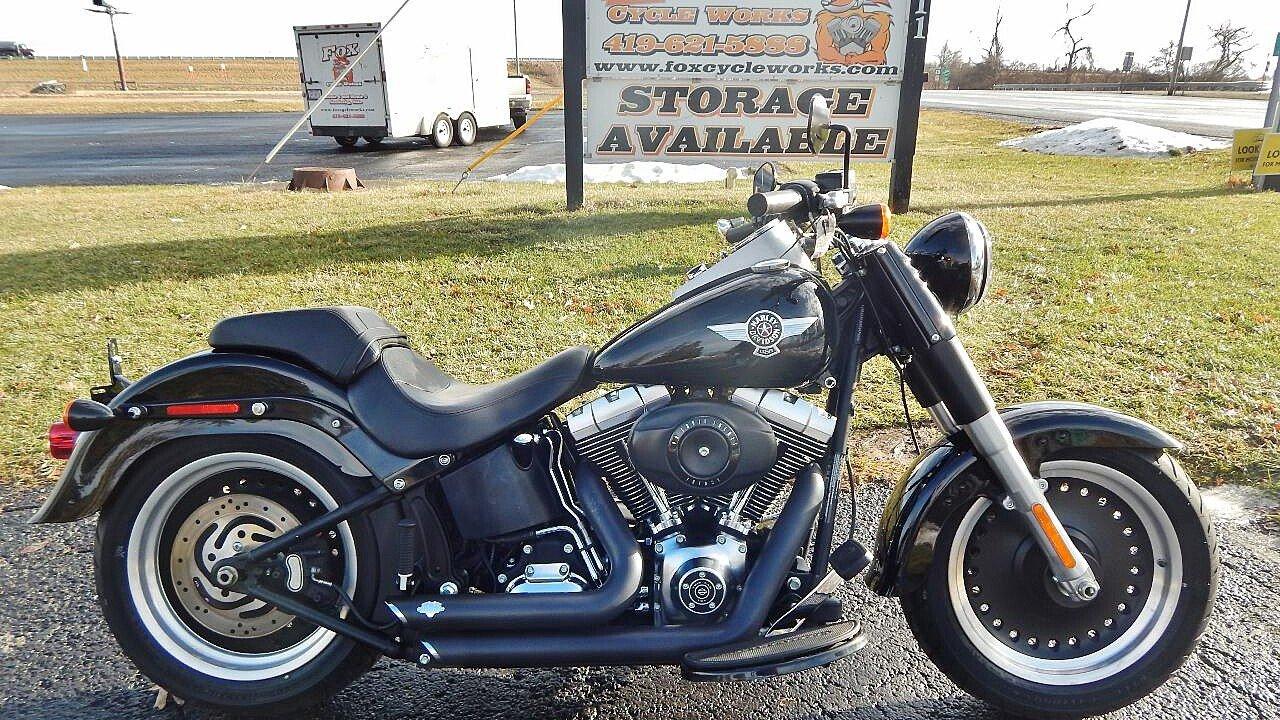 2011 Harley-Davidson Softail for sale 200525363