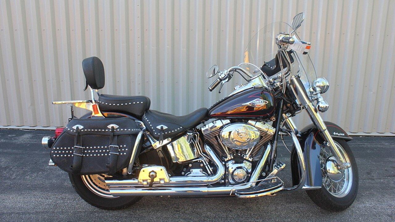 2011 Harley-Davidson Softail for sale 200621458