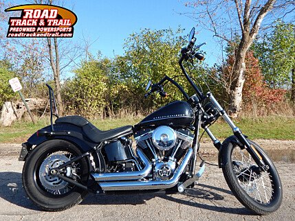 2011 Harley-Davidson Softail for sale 200505097