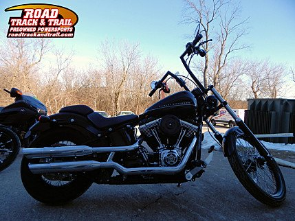 2011 Harley-Davidson Softail for sale 200526384