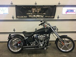 2011 Harley-Davidson Softail for sale 200591752