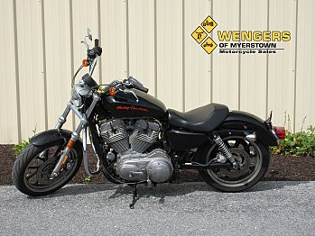 2011 Harley-Davidson Sportster for sale 200374144