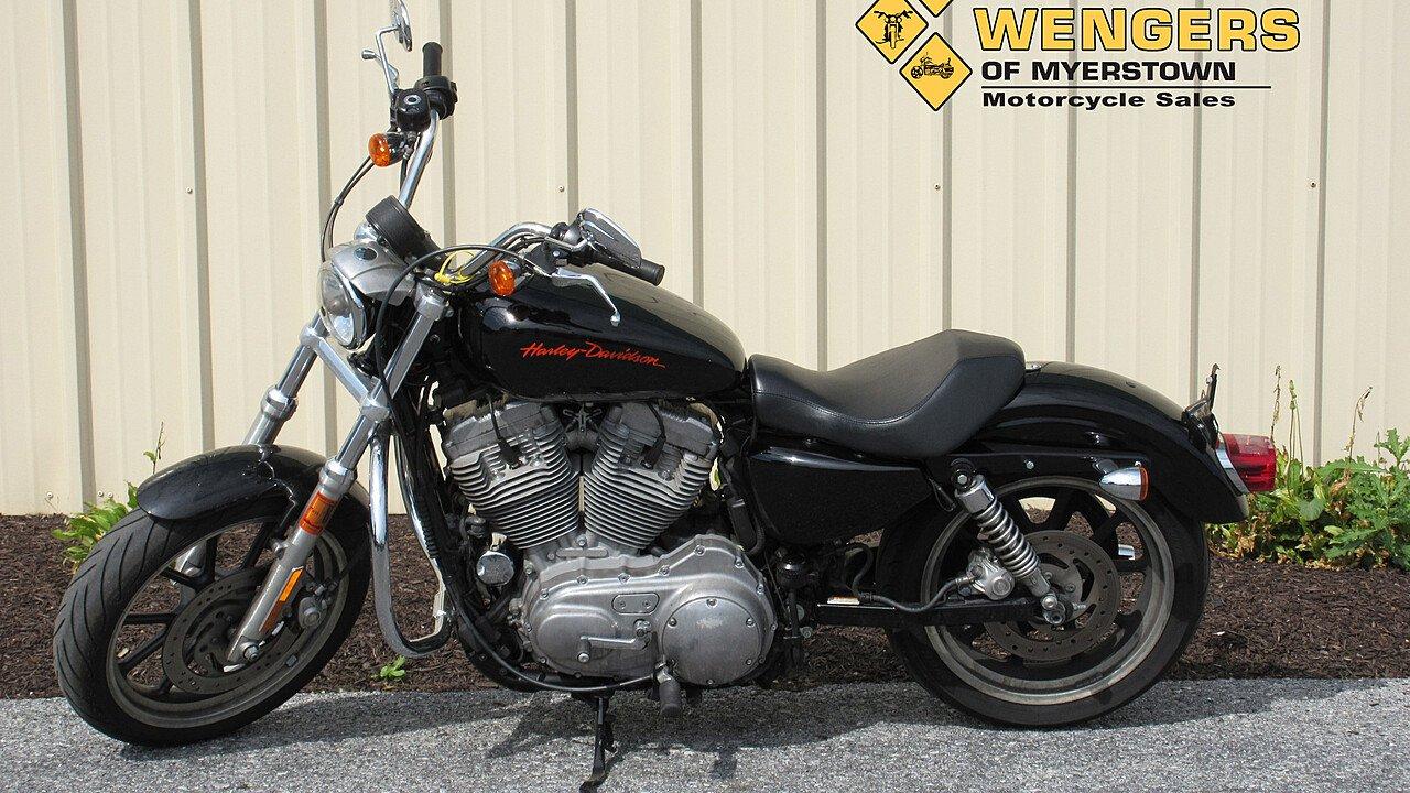 2011 Harley-Davidson Sportster for sale 200374144