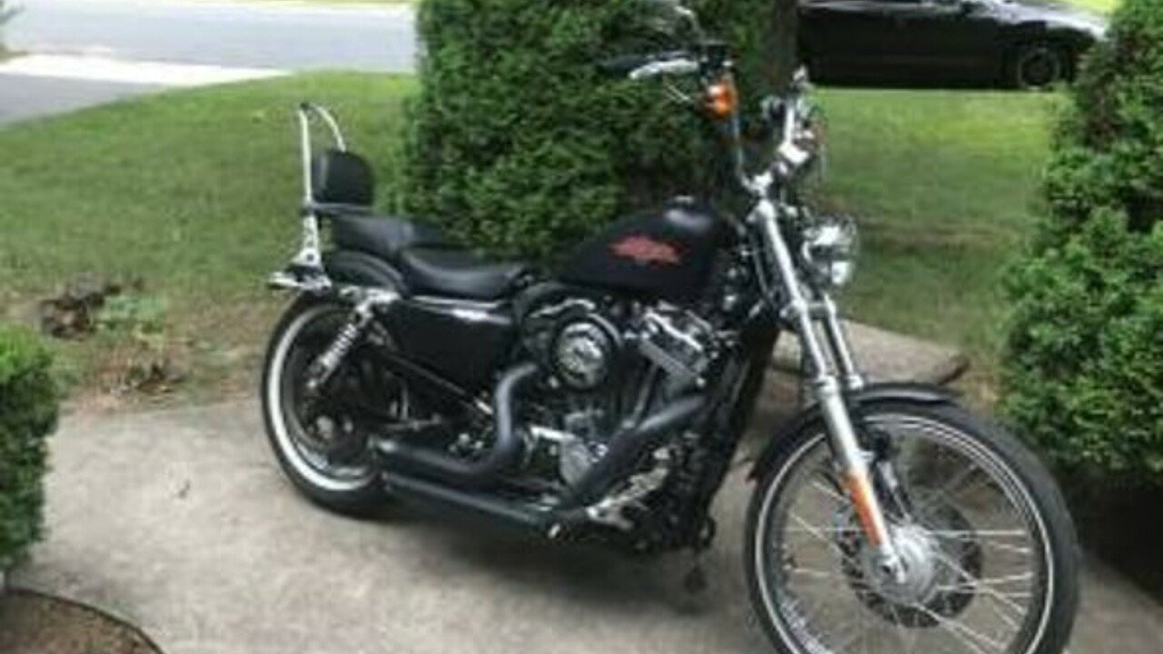 2011 Harley-Davidson Sportster for sale 200493801