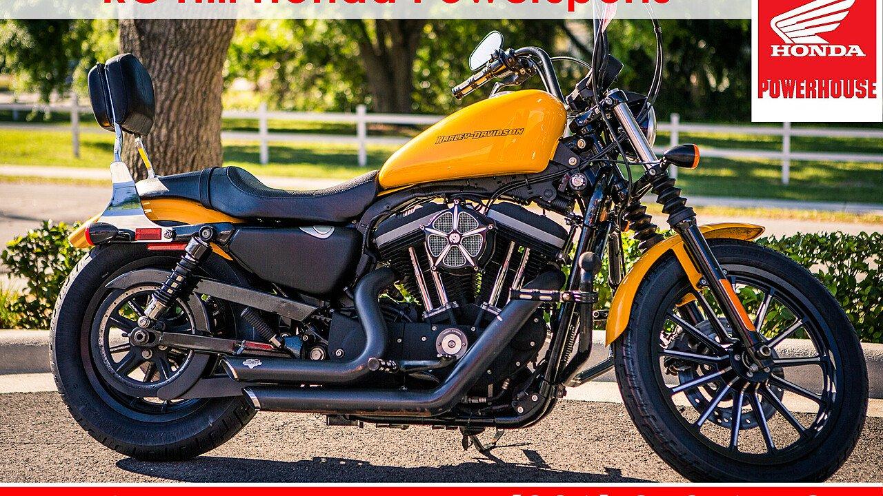 2011 Harley-Davidson Sportster for sale 200547645