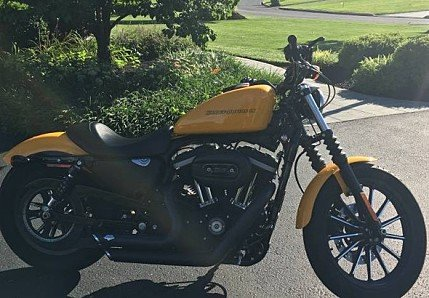2011 Harley-Davidson Sportster for sale 200494357