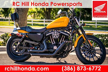 2011 Harley-Davidson Sportster for sale 200547645