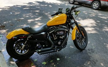 2011 Harley-Davidson Sportster for sale 200580760