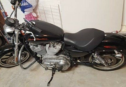 2011 Harley-Davidson Sportster for sale 200588358