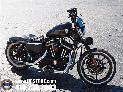 2011 Harley-Davidson Sportster for sale 200590656