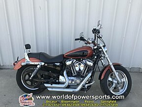 2011 Harley-Davidson Sportster for sale 200636732