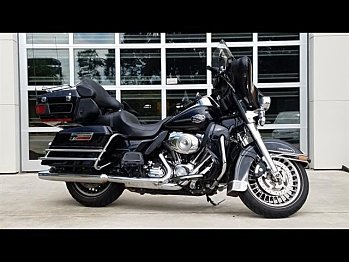 2011 Harley-Davidson Touring Ultra Classic Electra Glide for sale 200390624