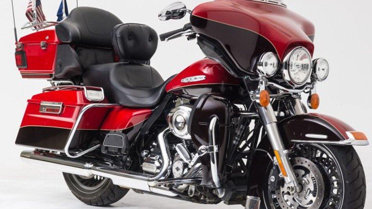 2011 Harley-Davidson Touring for sale 200477705