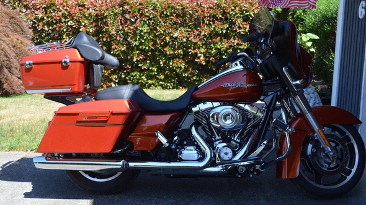 2011 Harley-Davidson Touring for sale 200479713