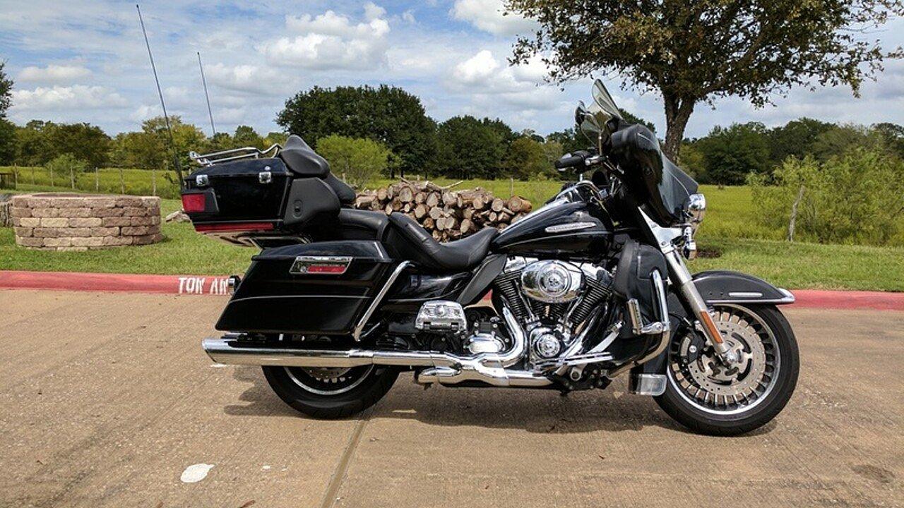 2011 Harley-Davidson Touring for sale 200493355
