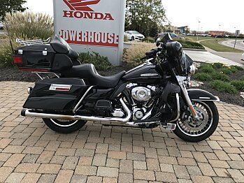 2011 Harley-Davidson Touring for sale 200496025