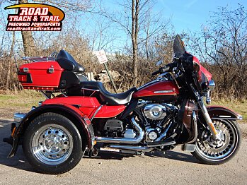 2011 Harley-Davidson Touring for sale 200505102