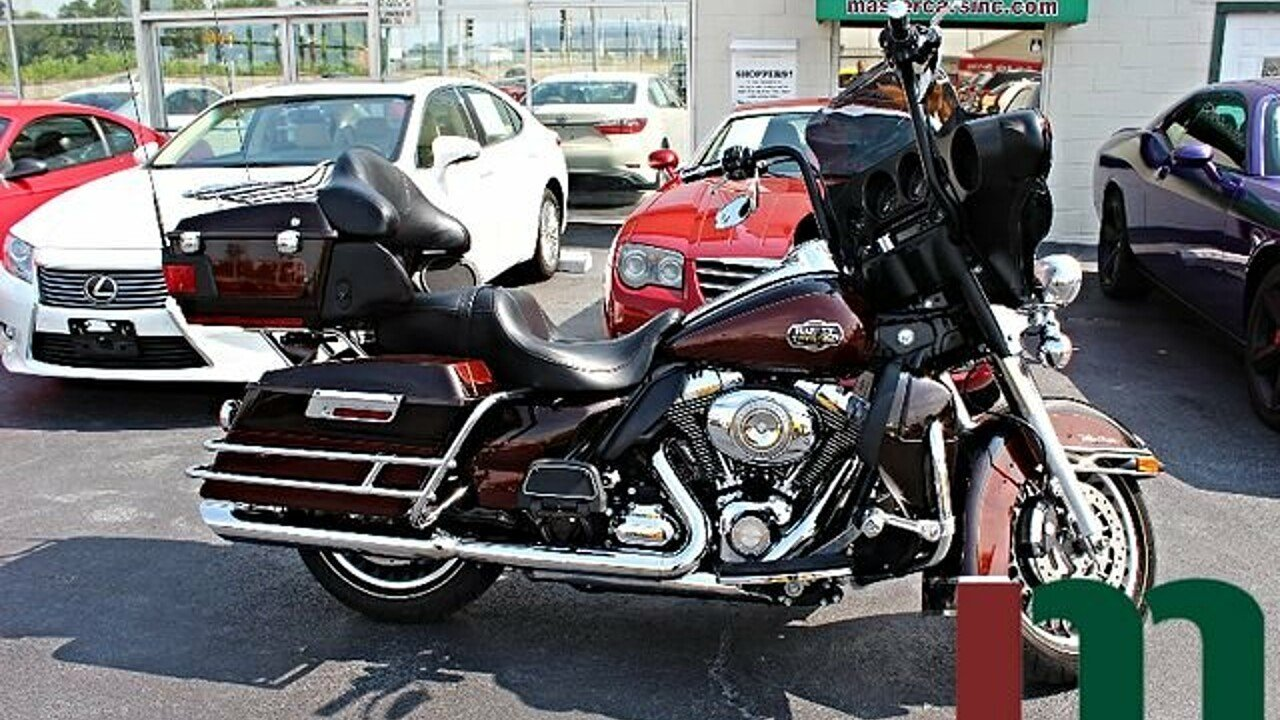 2011 Harley-Davidson Touring Ultra Classic Electra Glide for sale 200515461