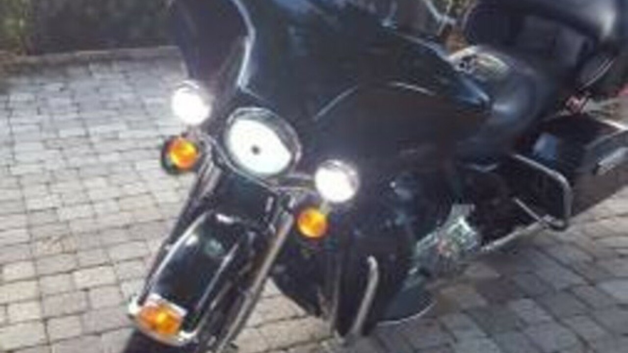 2011 Harley-Davidson Touring for sale 200516129