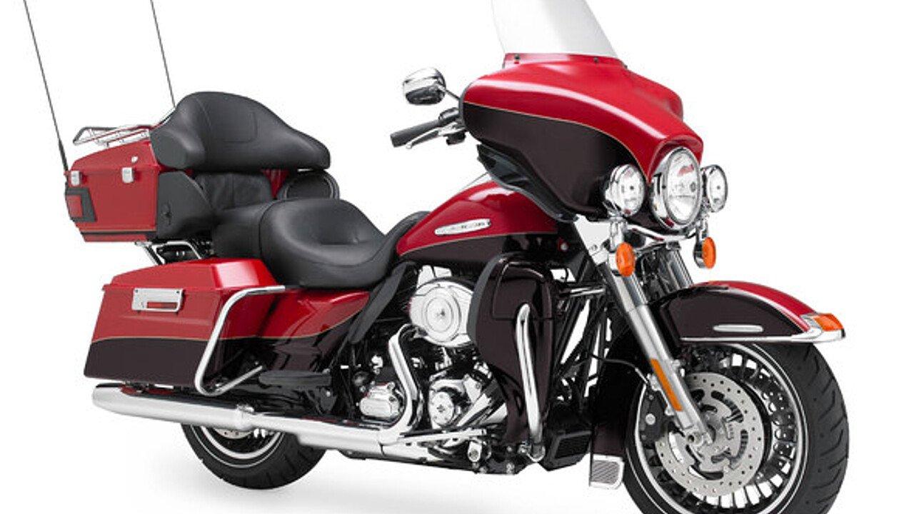 2011 Harley-Davidson Touring for sale 200520154